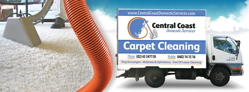 Professional Carpet Cleaning Central Coast