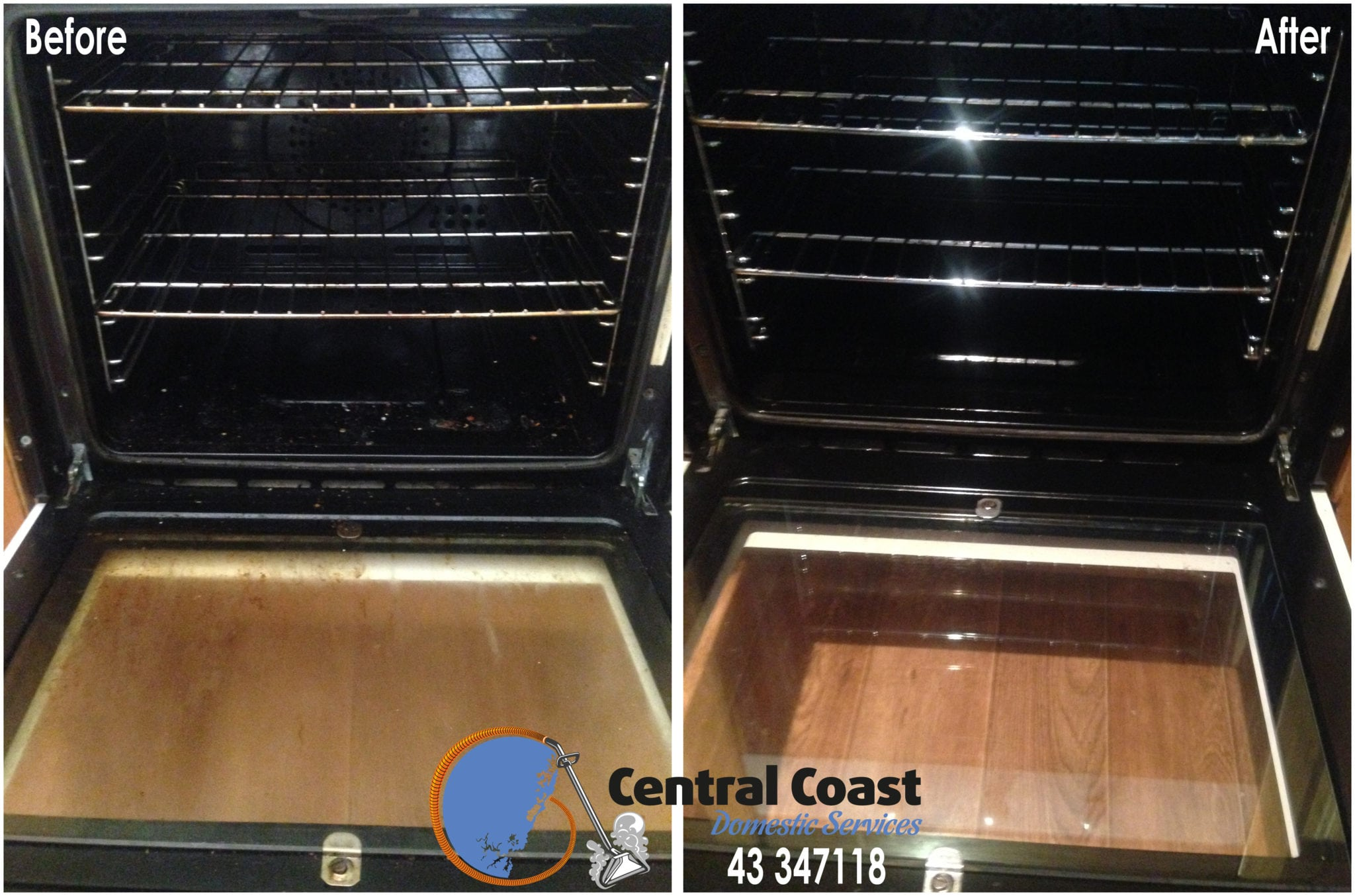 Oven B & A