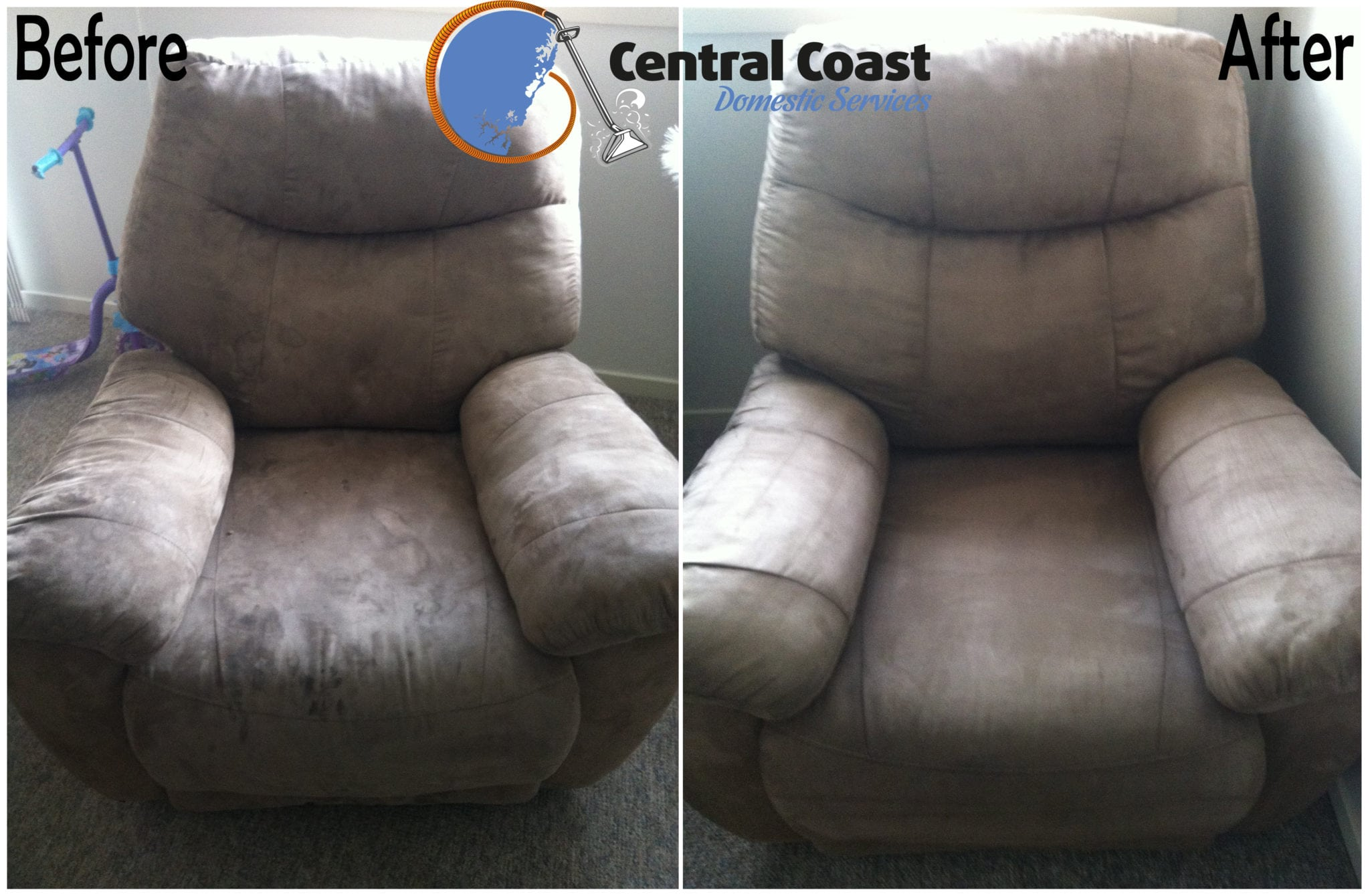 Charming Upholstery Cleaning Central Coast Domestic Services